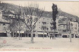 LE TEIL ..... PLACE DES SABLONS - Le Teil