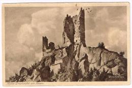 I1100 Ruine Drachenfels - Chateau Castle Castello Schloss Castillo / Non Viaggiata - Drachenfels