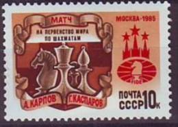 USSR,Michel 5545,unused,chess - Ongebruikt