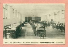 CPA -  59 - NORD - LAMBERSART LEZ LILLE - INSTITUTION SAINTE ODILE - LE REFECTOIRE - - Lambersart