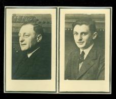 Doodsprentje ( 9990 )  Politieke Gevangene Demaertelaere / Janssens Oorlog Gestorven Neustadt Humelshain 1945 - Décès