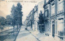 LA MADELEINE  - Bd De La République - - La Madeleine