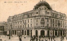 LILLE - Hôtel Des Postes  - - Lille