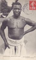 SUD1  --  EXPOSITION COLONIALE 1907  --  TYPE SOUDANAIS - Sudan