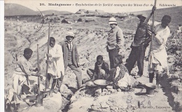 MADA1  --  MADAGASCAR  --  EXPLOITATION DE LA SOCIETE ANONYME DES MINES D OR DE VAHINAMBO  --  1911 - Madagaskar