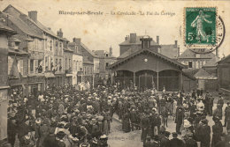 76 Blangy Sur Bresle. La Cavalcade, Fin Du Cortege - Blangy-sur-Bresle