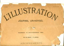 Un Cyclone à La Martinique 1891 - Boeken, Tijdschriften, Stripverhalen