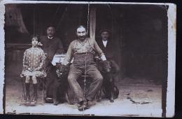 FAMILLE DULIAR A SITUER CP PHOTO