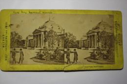 Carte Stereo - Old- Photo Stéréoscopique - AUSTRIA - WIEN - Fotos Estereoscópicas