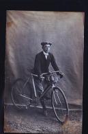 Cycliste � SITUER CP PHOTO