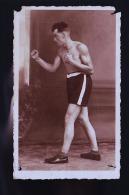 BOXE GILBERT ETOC - Boxing