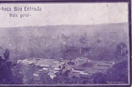 STP6  --  ROCA  BOA ENTRADA  --  VISTA GERAL    --  1912 - São Tomé Und Príncipe