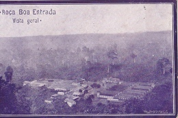 STP6  --  ROCA  BOA ENTRADA  --  VISTA GERAL    --  1912 - Sao Tome And Principe