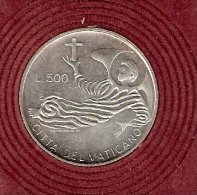 VATICAAN 500 LIRE 1969 AG Unc- - Vatican