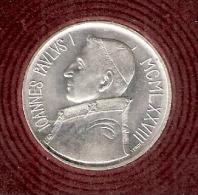 VATICAAN 1000 LIRE 1978 AG Unc. - Vatican