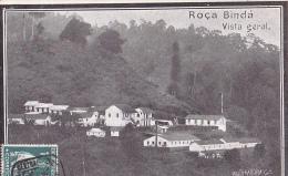 STP8  --  ROCA BINDA  --  VISTA GERAL     --  1912 - São Tomé Und Príncipe