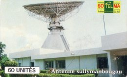 Z15 - 2 TELECARTES DU MALI - Mali