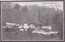 STP8  --  ROCA BINDA  --  VISTA GERAL     --  1912 - Sao Tome And Principe