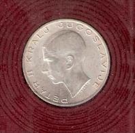 JOEGOSLAVIE 20 DINARA 1938 AG Pr. - Yougoslavie