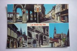 La Tour Du Pin ( 38 ) Multivue - La Tour-du-Pin