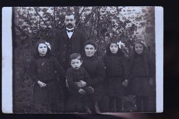 FAMILLE GANDON   CP PHOTO