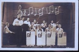 ORCHESTRE DU FOYER FRANCAIS DE N OU MORDHAUSES 1944 ECITURE A DECHIFFREE