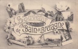 BAIN DE BRETAGNE SOUVENIR MULTIVUES - France
