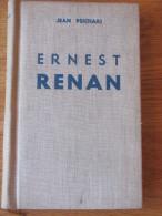 1925 JEAN PSICHARI ERNEST RENAN JUGEMENTS ET SOUVENIRS EDITIONS DU MONDE MODERNE - 1901-1940