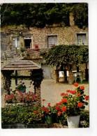 CP 10*15/AE871/VAL DE LOIRE MAISON TROGLODYTE 1976 PUITS - France