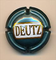 Capsule, Muselet : Champagne DEUTZ - Deutz