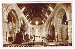 I1114 Loch Awe - Saint Conan 's Kirk - The Choir / Non Viaggiata - Argyllshire