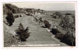 I1115 Ventnor - The Western Cliffs - The Putting Course / Viaggiata 1952 - Ventnor