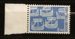 Finlande Finland 1969 N° 620 ** Communauté Scandinave, Danemark, Islande, Norvège, Suède, Bateau, Viking - Finlandia