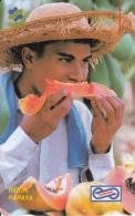 MALAYSIA(GPT) - Malaysian Fruits/Papaya, CN : 26MSAA/B, Tirage 45000, Used - Malaysia