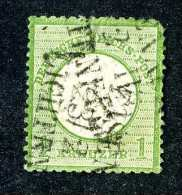 4470e  Reich  Michel #7  Used Fault ~  ( Cat.€70.00 )  Offers Welcome! - Duitsland