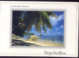 Le Rocher Praslin - Seychelles - Formato Grande Viaggiata - D - Seychelles