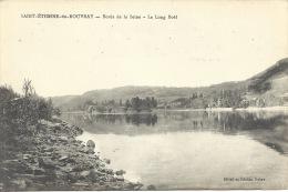 76 - SAINT-ETIENNE-DU-ROUVRAY - Seine Maritime - Bords De La Seine - Le Long Boël - Saint Etienne Du Rouvray