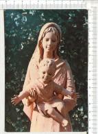 STATUE   De La  VIERGE Et L ENFANT - Vergine Maria E Madonne