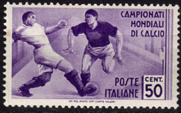 ITALIE   N° 341   *   Cup  1934  Fussball  Soccer   Football - Coppa Del Mondo