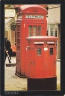 London Telephone & Pillar Boxes Dixon PLO-00091-L Posted Birmingham To Australia 1983 - London