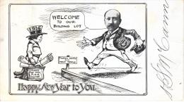 UTAH  POLITICAL  FRATERNAL  ORDER  Of  ELKS  NEW  HOME     Used  1915 - Salt Lake City