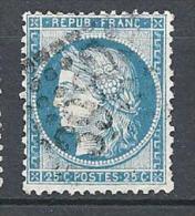 CERES N° 60B TYP 2   OBL GC 3982 TB - 1849-1876: Periodo Classico