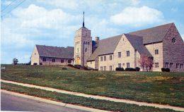 First Methodist Church - Oak Bridge Turnpike & Tulane Avenue - Tennessee - Oak Ridge