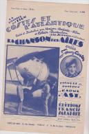 (y)la Chanson Des Ailes , Du Film COTES ET L' ATLANTIQUE ,   MARY COSTES , Paroles Et Musique : D' AST - Spartiti