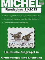 MICHEL Briefmarken Rundschau 11/2013 Neu 5€ New Stamp Of The World Catalogue And Magacine Of Germany ISBN4 194371 105009 - Hobbies & Collections