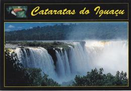 Brasil--Parana--Foz De Iguaçu--Cataratas De Iguaçu - Cuiabá