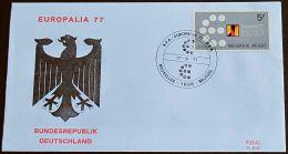 BELGIEN 1977 MI-NR. 1919 FDC (111) - 1971-80