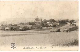 Villemaur - Vue Générale - France