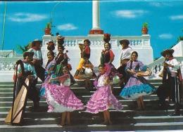 Paraguay--Ballet De La Reina Menchaca - Paraguay