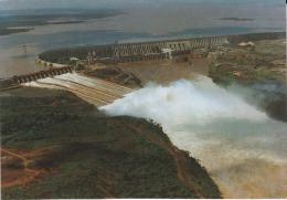 Paraguay--Represa De Itaipu - Paraguay